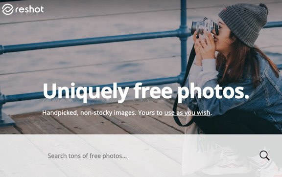 image libre de droits gratuites haute définition reshot