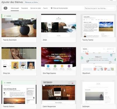 Crée ton revenu - Créer son blog - WordPress Theme