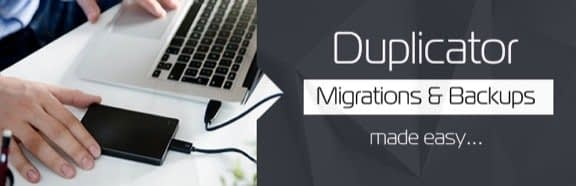 Sauvegarder son blog WordPress avec Duplicator Pro