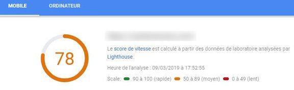 Comment mesurer la vitesse de son site avec Google Page Speed