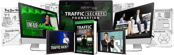 Traffic Secrets livre bonus gratuits