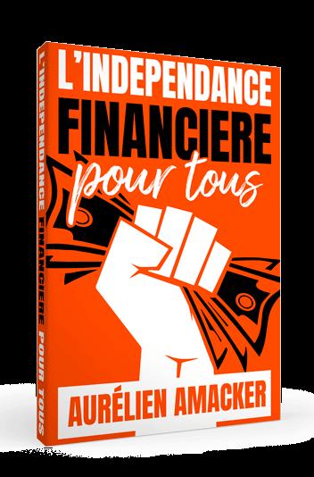 Le Livre L'indépendance financière pour tous